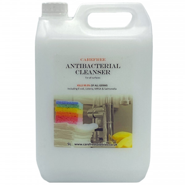 Antibacterial Cleanser (Baby Powder) 5L