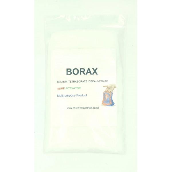 BORAX POWDER 1 KILO/1000g multipurpose product slime activator 99.99% pure.
