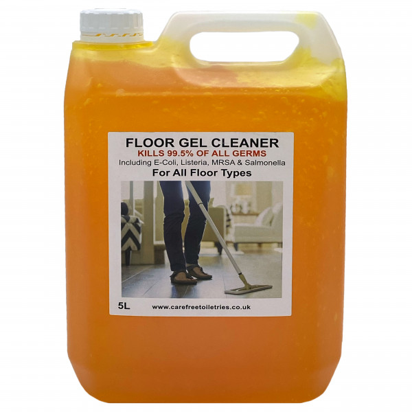 Floor Gel (Sweet Peach) 5L
