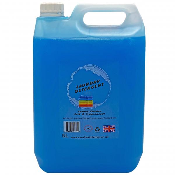 Laundry Detergent (Blue) 5L non-bio