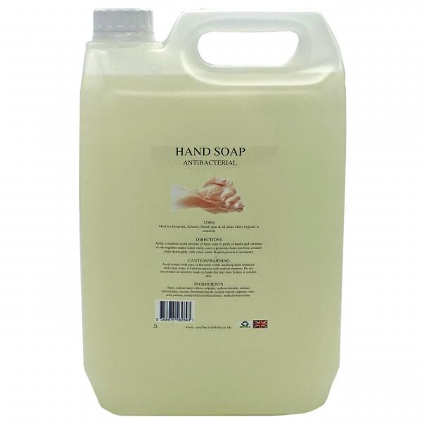 Hand Soap Antibacterial 5L
