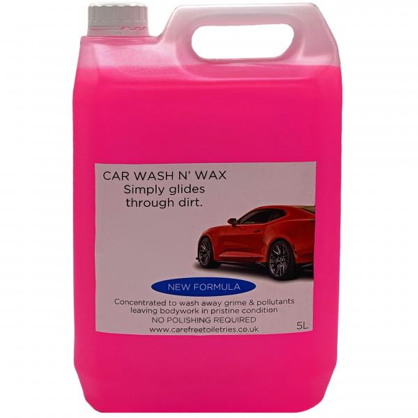Car wash 5L
