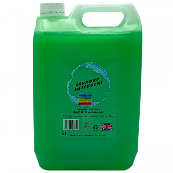 Laundry Detergent (green) 5L non-bio