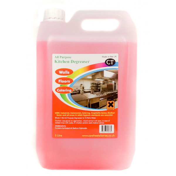All Purpose Kitchen Degreaser 5L