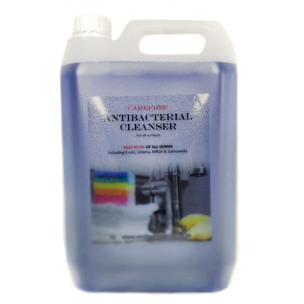 Antibacterial Cleanser (Cherry) 5L