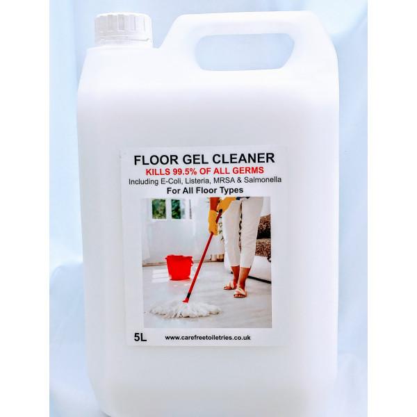 Floor Gel (Baby Powder) 5L