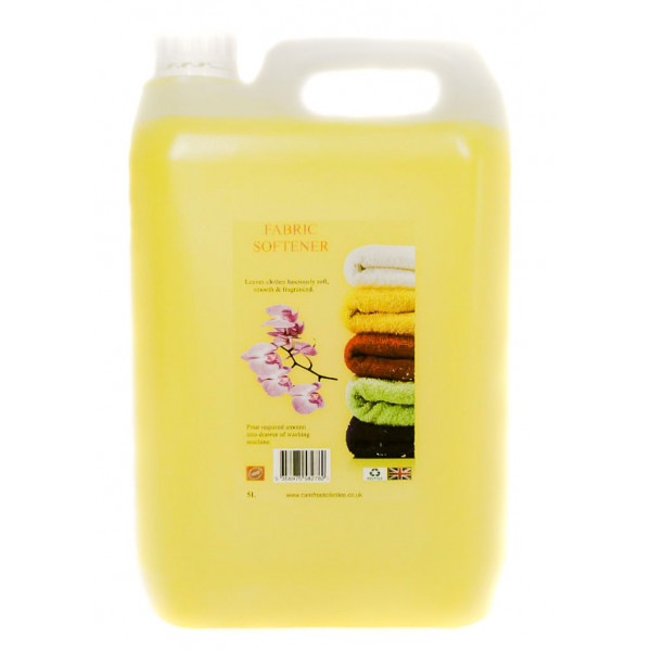 Fabric Softener (Yellow) 5L