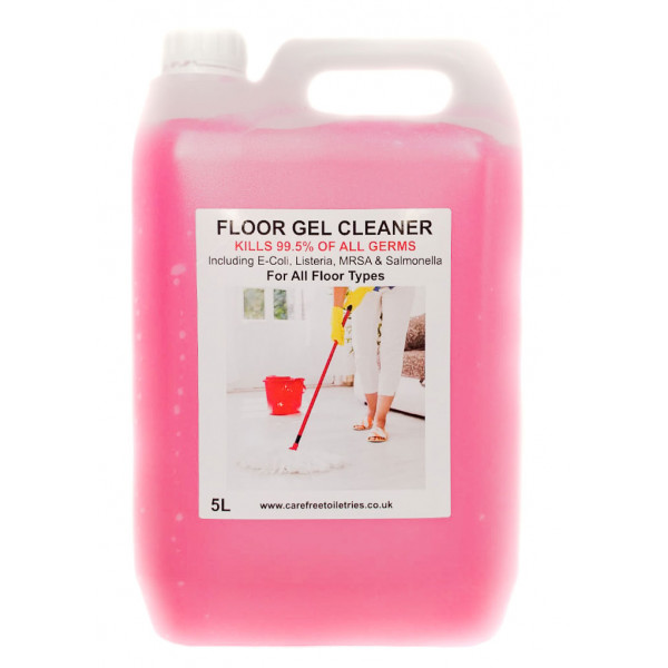 Floor Gel (Bubble Gum) 5L