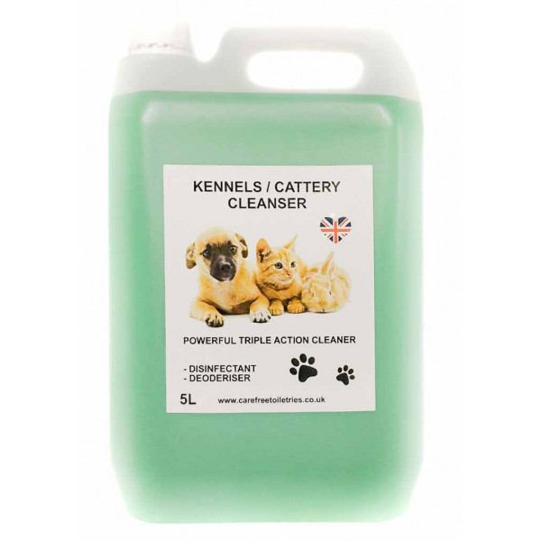 Kennel / Cattery Cleanser (Watermelon) 5L