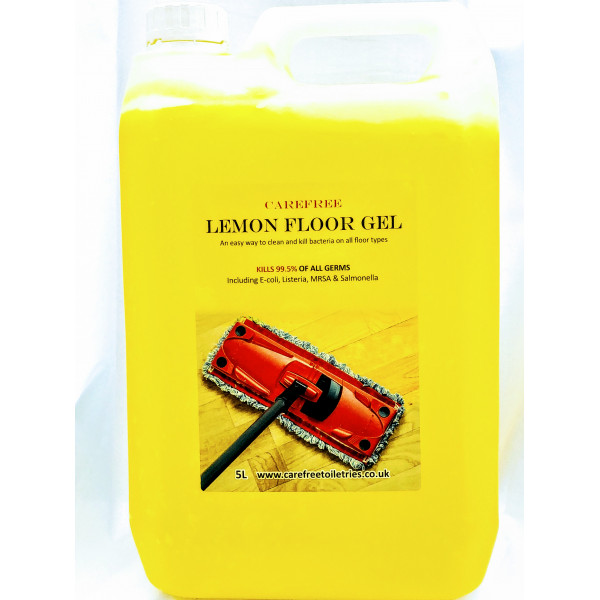 Floor Gel (Lemon) 5L