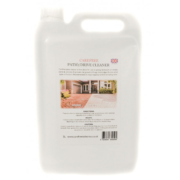 Patio Drive Cleaner 5L