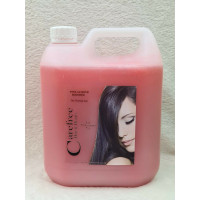 PINK ALMOND BLOSSOM BACKWASH SHAMPOO 4L (ORIGINAL) WITH FREE PUMP DISPENSER